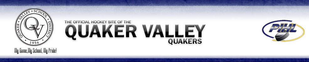 PIHL: Quaker Valley Quakers
